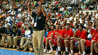 Pepu Hernandez (Head Coach Spain)